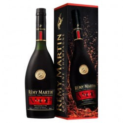Remy Martin VSOP Black Bottle