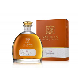 Vaudon XO Carafe Cognac Fins Bois