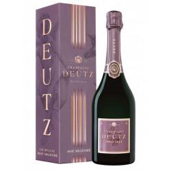 Deutz Rosé Brut Champagne 2014
